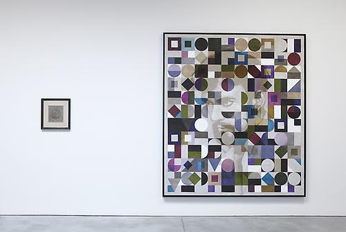 Installation view, main gallery, Photo by Jason Wyche, New York