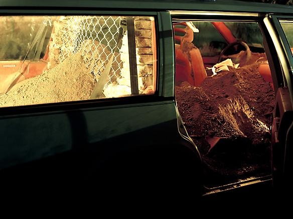 Untitled (still from Drive Thru #1) 2007 photograph 90 x 120 cm