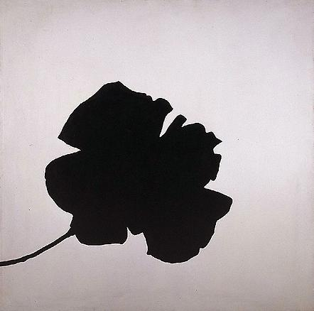 Untitled 1963 oil on canvas 200 x 200 cm