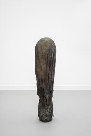 Medusa E  2018 bronze 85 x 25 cm