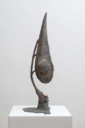 Untitled 2015 bronze 60.5 x 23.5 x 20 cm