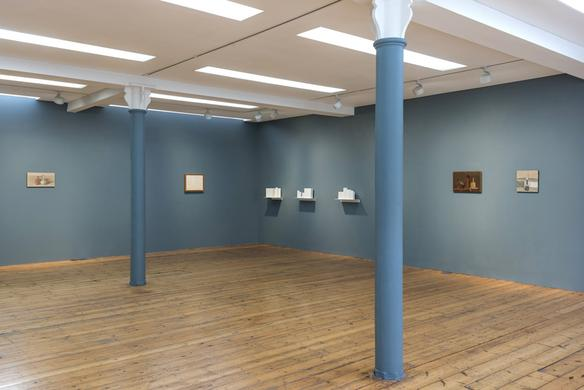 giorgio morandi cabrita reis 2017 installation view