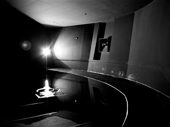 Prima che sia notte Premio Italia Arte Contemporanea installation view at MAXXI 2012