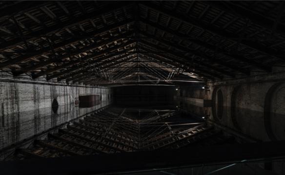 untitled (La Fine del mondo) 2017 exhibition view 57th venice biennale, italian pavilion