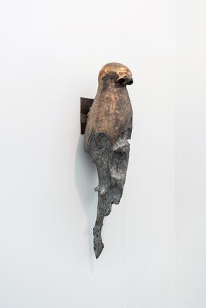 untitled 2015 bronze 98 x 25 x 24 cm