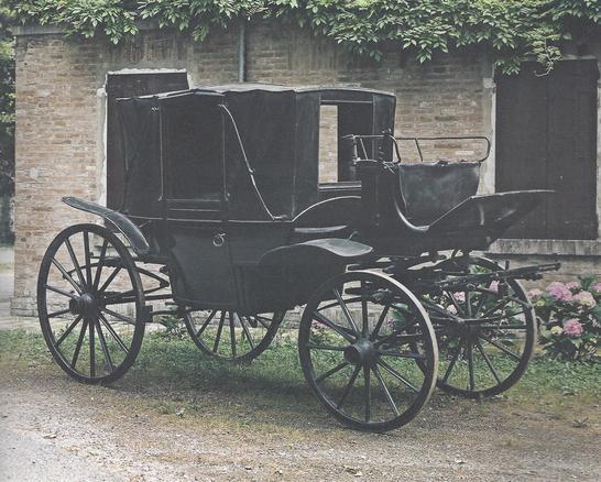 mozzarella in carrozza 1968-70