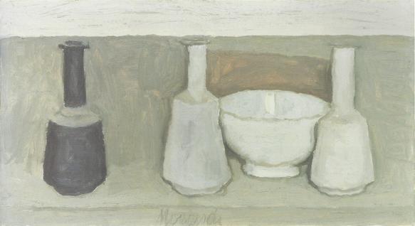 still life - natura morta 1954