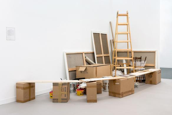 Unfinished Installation 1995 - 2015 Installation dimensions variable
