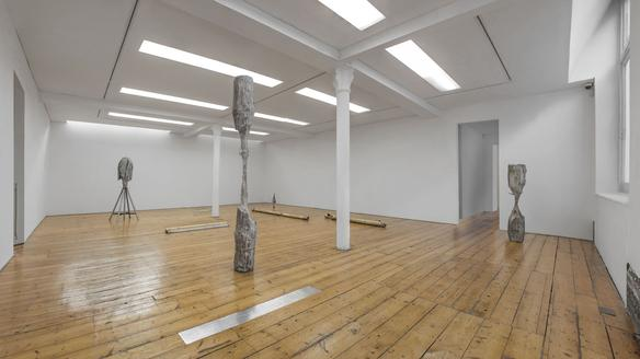 installation view Sprovieri, London 2015