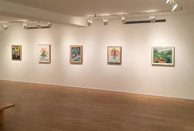 Nell Blaine Selected Works  December 15, 2016 - January 28, 2017