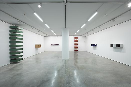 Donald Judd: Late Works