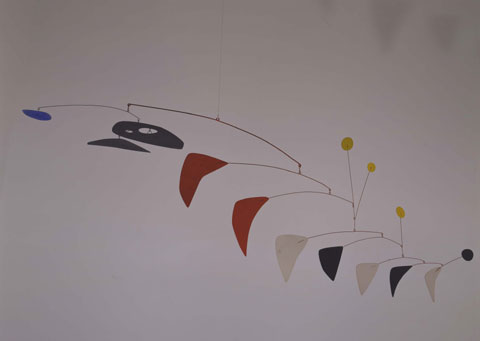 A MODERN DEFINITION OF SPACE: CALDER 5