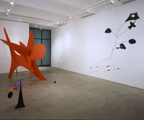 A MODERN DEFINITION OF SPACE: CALDER 3