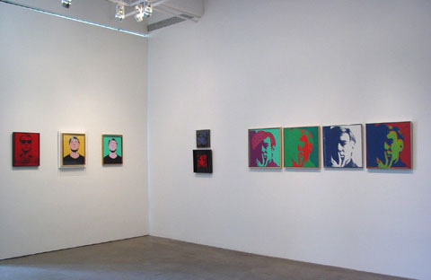 ANDY WARHOL Self-Portraits 1963 - 1986 8