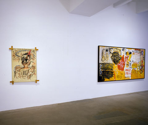"BASQUIAT ""HEADS"" 6"