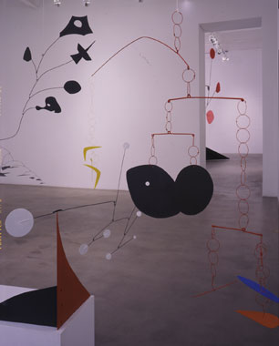 A MODERN DEFINITION OF SPACE: CALDER 2