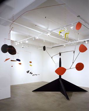 A MODERN DEFINITION OF SPACE: CALDER 4