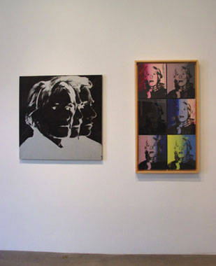 ANDY WARHOL Self-Portraits 1963 - 1986 12