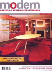 Modern Carpet + Textile