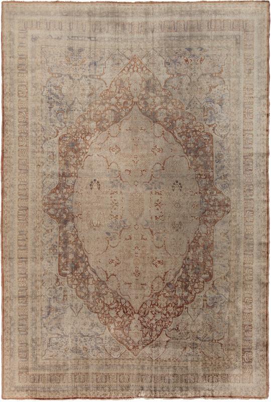 Silk Tabriz #1