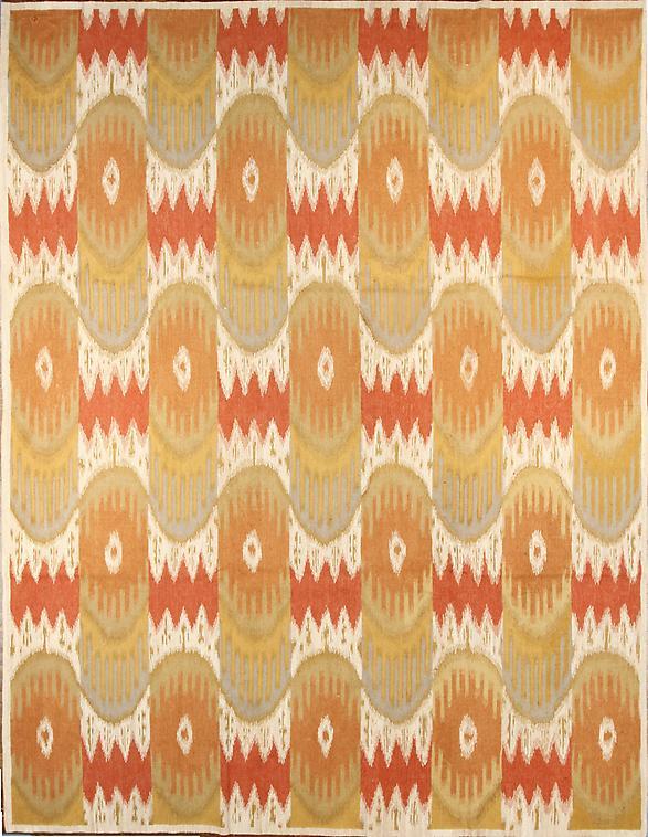 wool flatweave  made to custom sizes #2