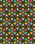 Bouton  Kaleidoscope