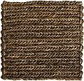 Sisal W1 Brown