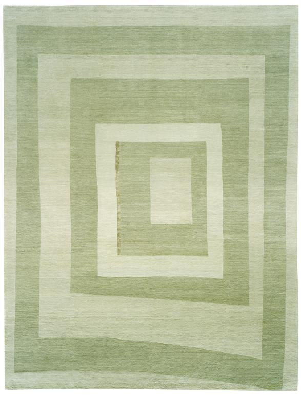Squares Sage #1