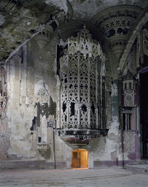 <em>Detroit Disassembled</em>: Andrew Moore's exhibition at the Akron Art Museum, opens June 5