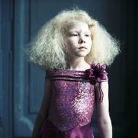 Hellen van Meene solo show at Foto Kunst Stadtforum, Innsbruck, Austria