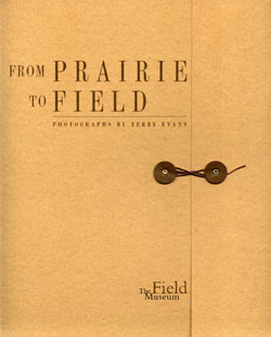 TERRY EVANS: FROM PRAIRIE TO FIELD - Terry Evans