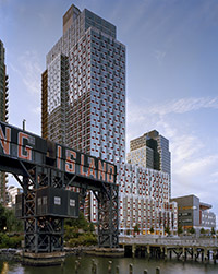 ANDREW MOORE   AFFORDABLE NEW YORK: A HOUSING LEGACY, MUSEUM OF THE CITY OF NEW YORK, NEW YORK