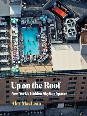UP ON THE ROOF: NEW YORK'S HIDDEN SKYLINE - Alex MacLean