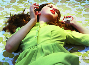 Alex Prager in <em>New Photography 2010</em> at the Museum of Modern Art