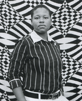 Zanele Muholi at Yale University Gallery