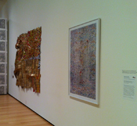 Rachel Perry Welty on display at Museum of Fine Arts, Boston